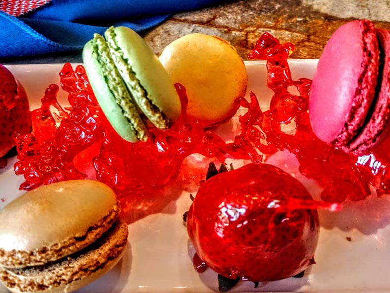 Desserts Menus